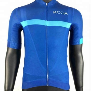 Cycling Jersey Blue 2ae90418d