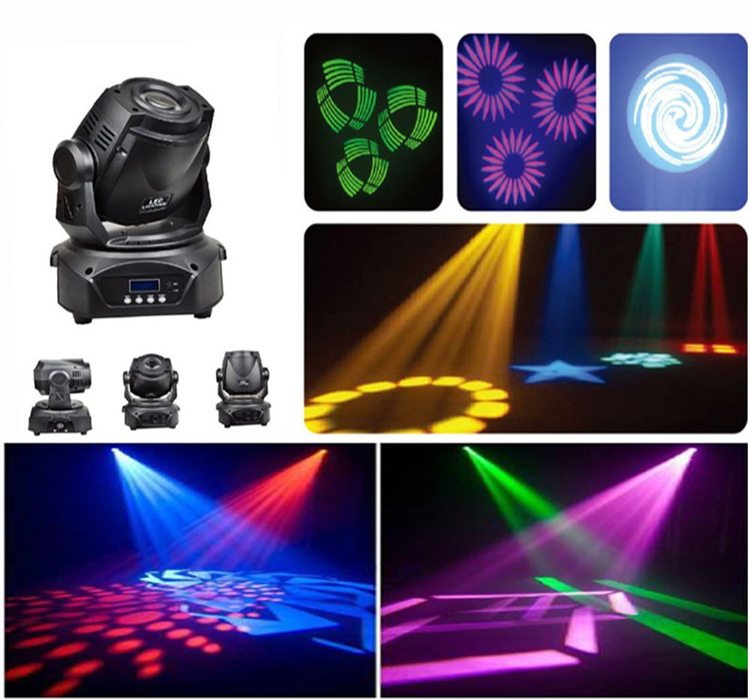 60W led moving head/led beam light/ led spot light in stage