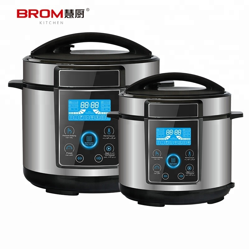 Best price multifunction german electric pressure rice cooker