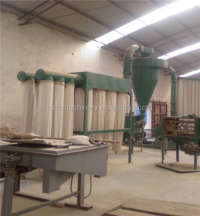 Professional Wood Flour Mill Manufacture Plant