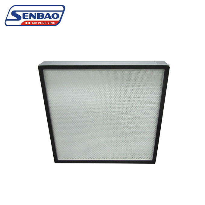 2018 New Technology H14 Replaceable Hepa Filter