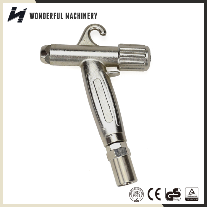 Factory best price zinc body washing gun
