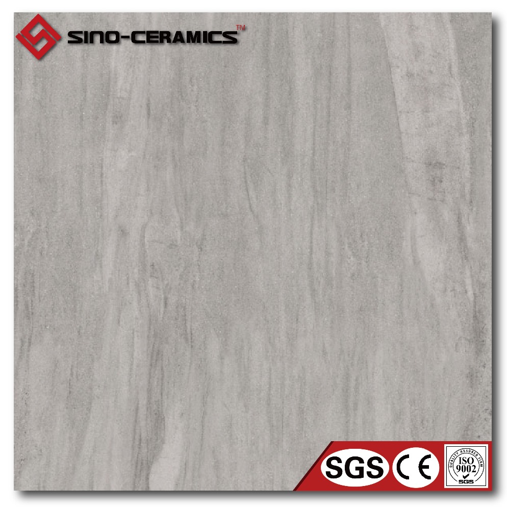 Dark grey line FOSHAN 600X600MM low water absorption Glazed porcelain floor tiles, chinese grey tile