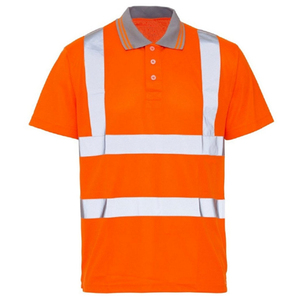 Custom logo high quality safety work clothes t shirt