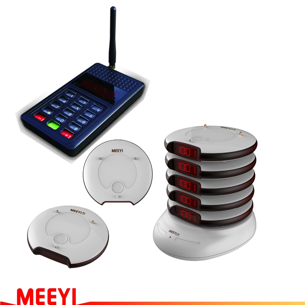 Meeyi Wireless Restaurant Paging System Buy Pager