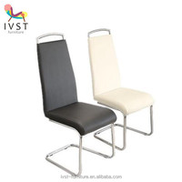 pu learher and metal dining chairs australia for dining room