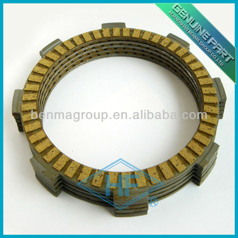 2012 new technology Paper base clutch disc,With excellent appearance!!