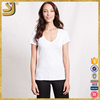 Trendy design producing plain buy clothing white t shirts in bulk from china
