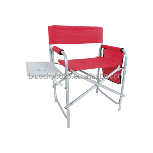 Pliage directeur chaise avec table et chaise pliante sac cadre en aluminium l - Table pliante avec rangement chaise ...