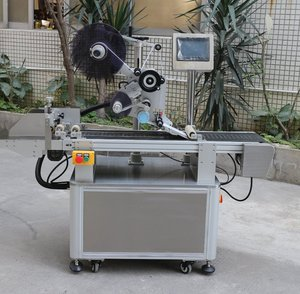 Automatic Plastic Bag Labeling Machine