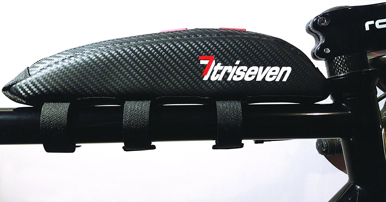 1a158446d14 Get Quotations · TRISEVEN Aero Bag 10 Cycling Frame Bag Long Distance  Triathlon Bag MTB Bag 0