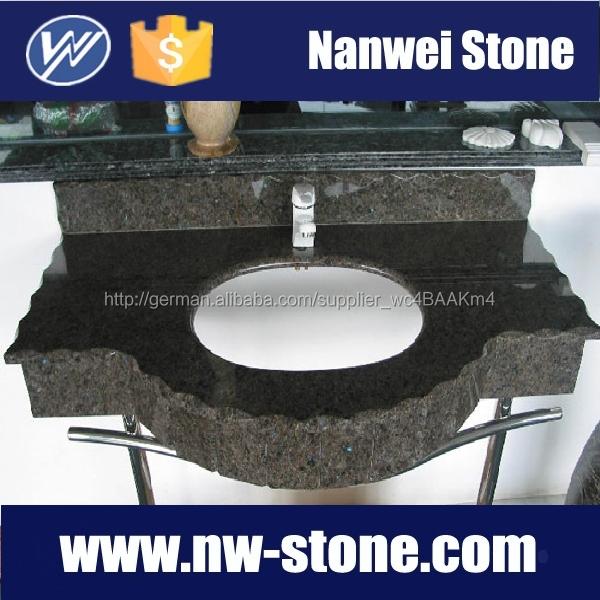 Dichte Granit luxus caffee imperial granit für hotels arbeitsplatte eitelkeit 2