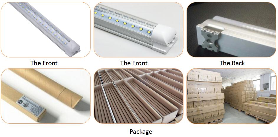New Premium Intertek Integrated Led Light Source 48w 6ft