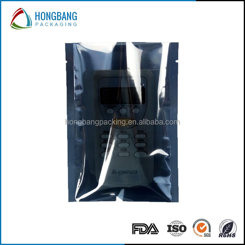Best value Anti Static Electronic Component ESD Antistatic Shielding Electrography Clear Plastic Storage Bag