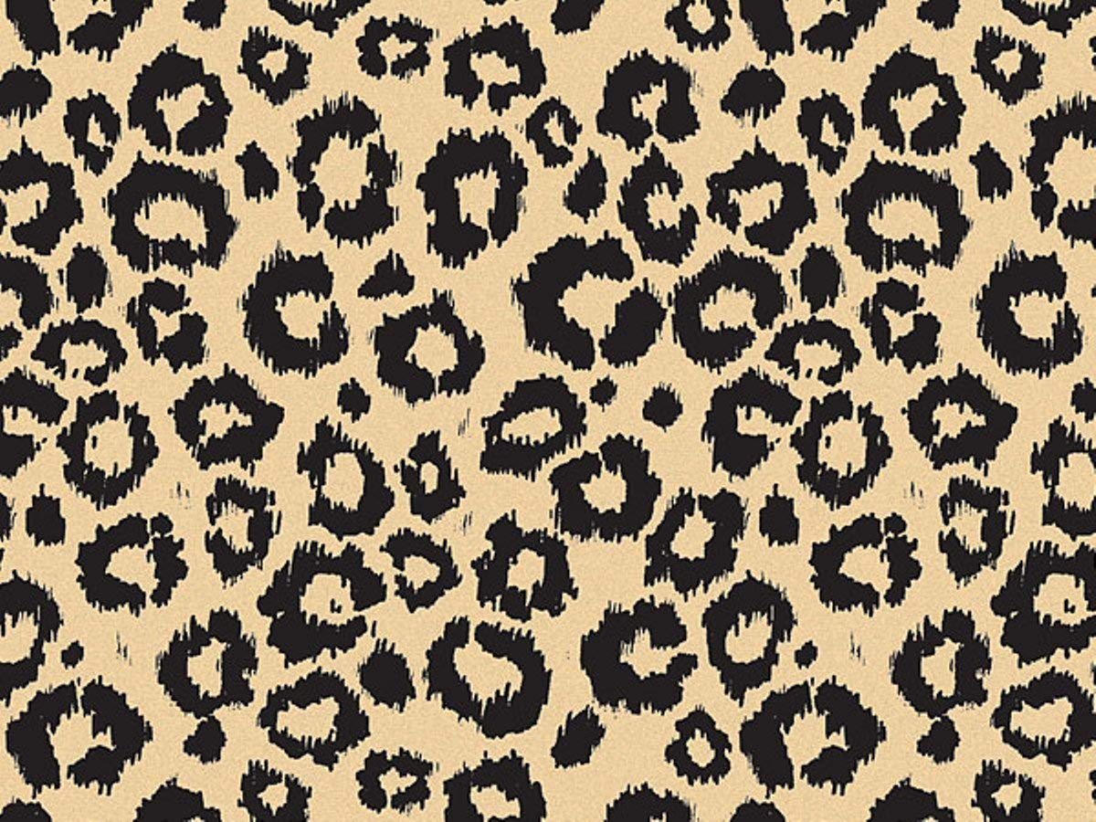 "Cakesupplyshop Packaged 24ct Leopard Tissue Paper 20"" X 30"""