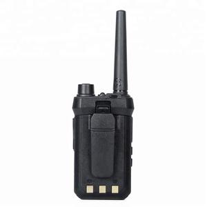 Voice Encrypted Professional Mini Handy Talkie  VHF UHF Wireless military Walkie talkie
