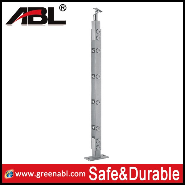 ABL 316 Stainless Steel Balustrade Posts balustrade newel post for stair
