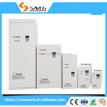Sanch S1100 0.75kw~22kw ISO/CE Certificated general purpose 220v 380v 3 phase 400hz 0.75kw ac frequency converter 50hz to 60hz