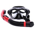 2IN1 Diving Protective Goggle Breathing Tube Snorkeling Mask Set MSK 100