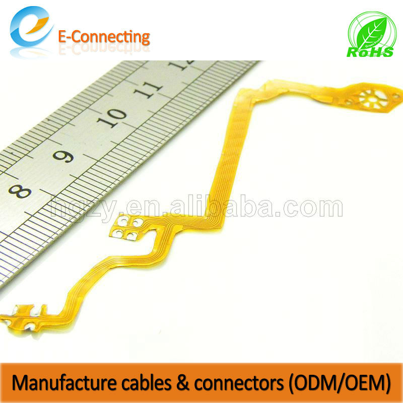 FPC cable for Fax machine and copier,flexible cable 4mm