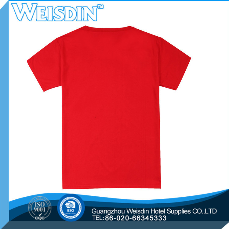 embroideredGuangzhou silk/cotton sofety tshirt men basic cloth cheap