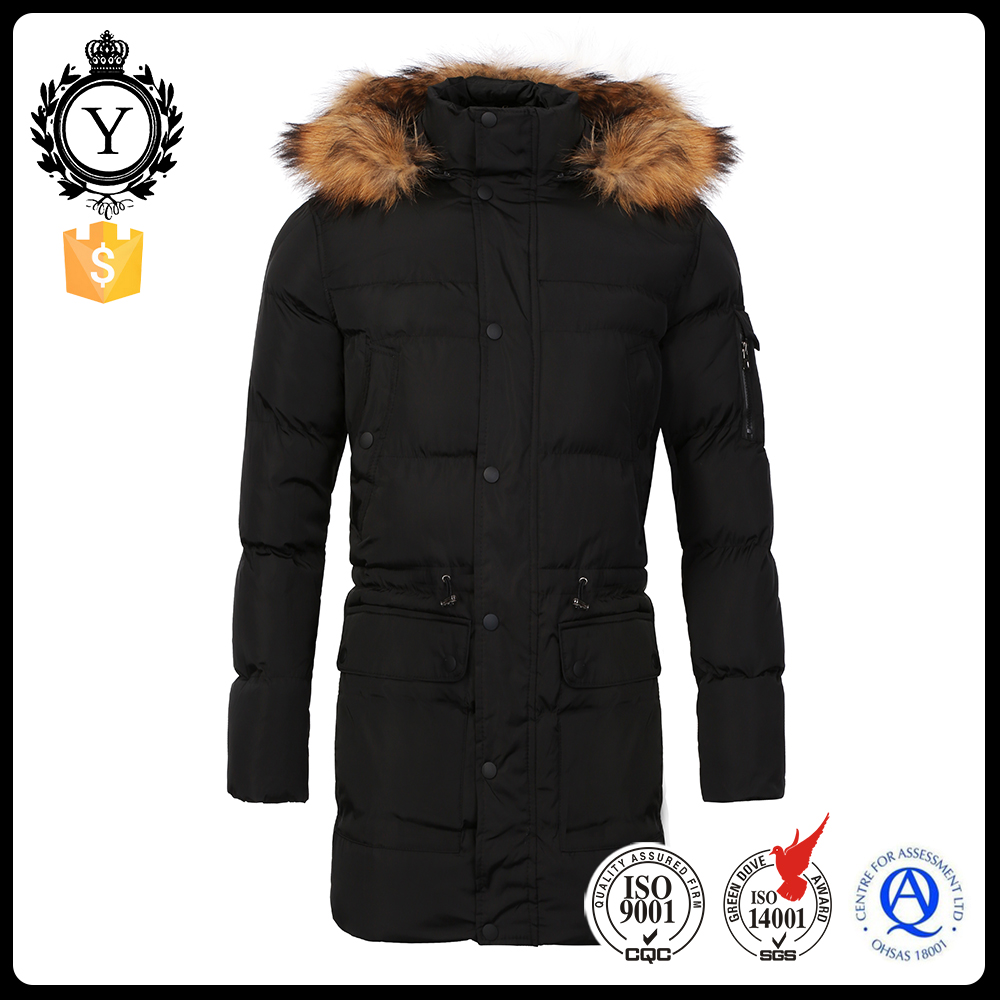 COUTUDI 2016 New Brand Men's Clothing Warm Winter Jacket Men Coat Outwear Thick Padded Cotton Coat Parkas Long Waterproof Parkas