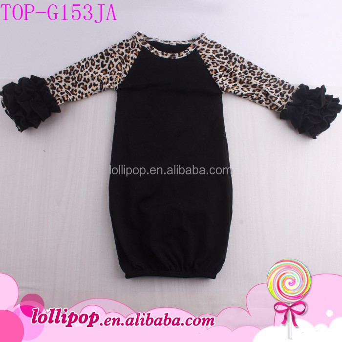 Icing Ruffle Raglan Baby Gown Wholesale, Gown Suppliers - Alibaba