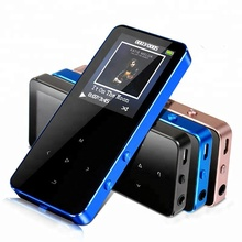 8 gb Tragbare touch-taste bluetooth usb mp3 player kit