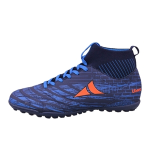 f94bf032339 High ankle indoor soccer shoes men sport football boots