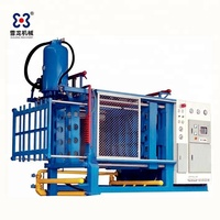 Best price Foam Box Acrylic vacuum forming machine