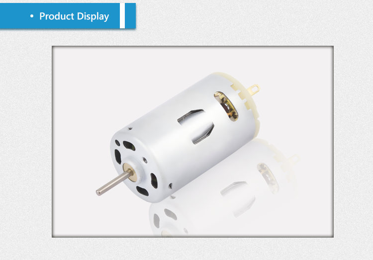 2019 new design electric car dc motor
