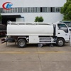 DONGFENG 95hp mini mobile jet fuel bowser refuelling tank vehicle sale