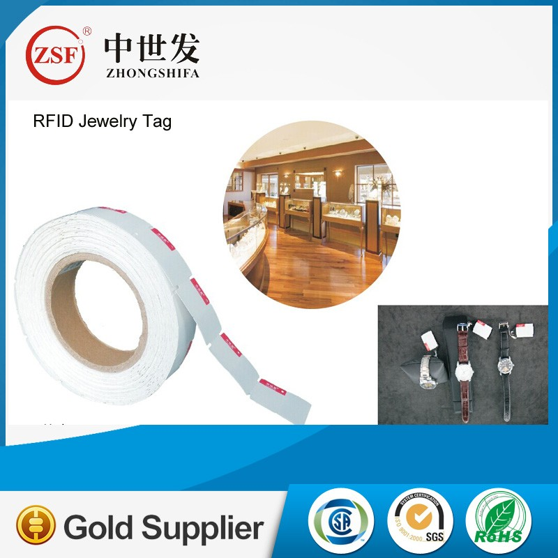 Passive custom Printable hospital RFID Wristband