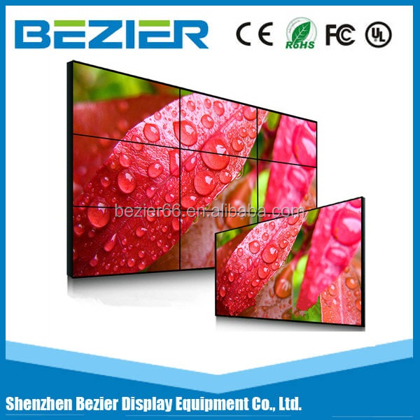 New multi screen tv / LCD video wall display
