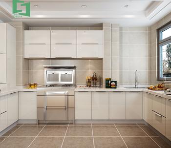 Free Sample Modular Furniture Ready Made Kitchen Cabinets ...
