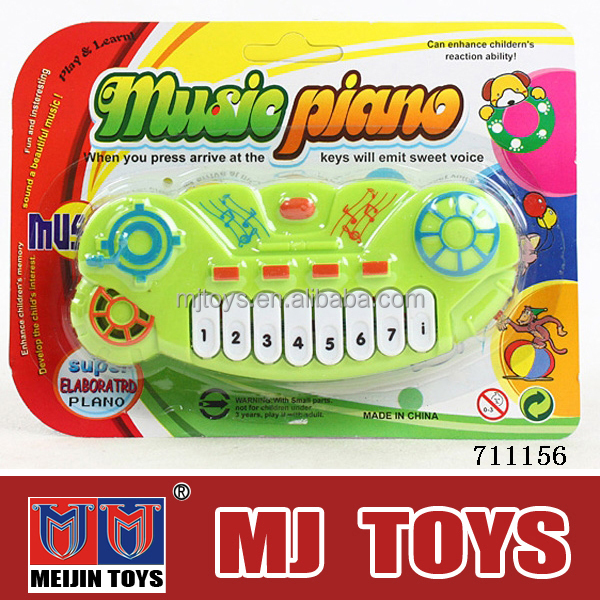 Mini children electronic organ toys popular music children toy piano keyboard