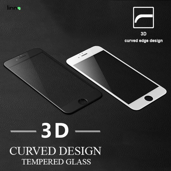 separation shoes a4efa 586ae 9h Anti Broken For Apple Iphone 6s 3d Curved Tempered Glass For Iphone 6  Plus Tempered Glass Screen Protector - Buy For Iphone 6plus Tempered Glass  ...