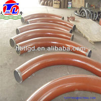 SEAMLESS BW 22.5 DEGREE PIPE ELBOW BEND FITTINGS
