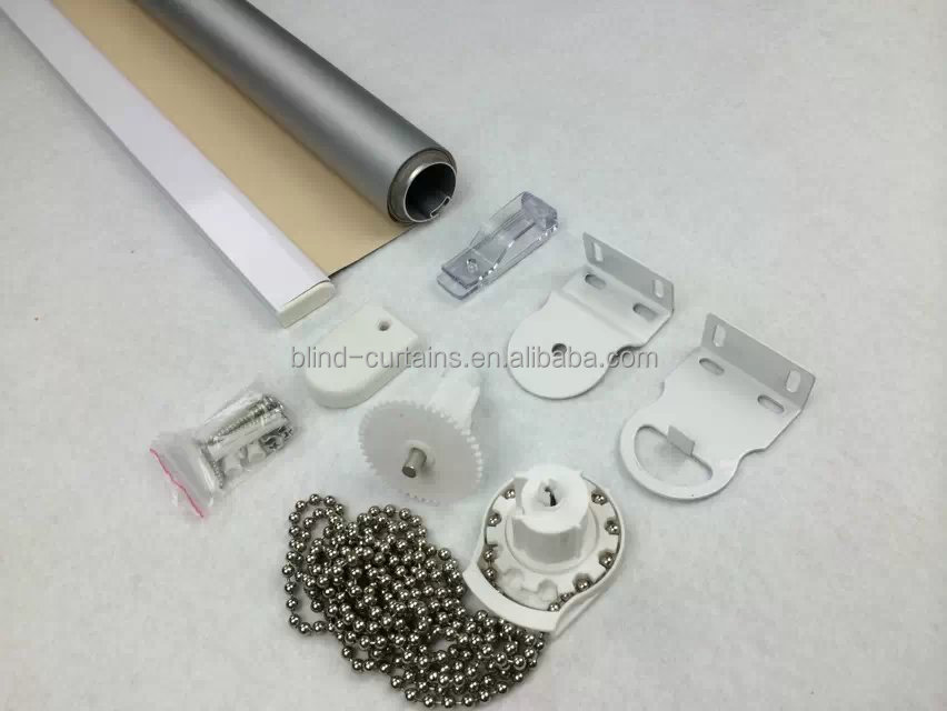 how to make roller blinds without a kit