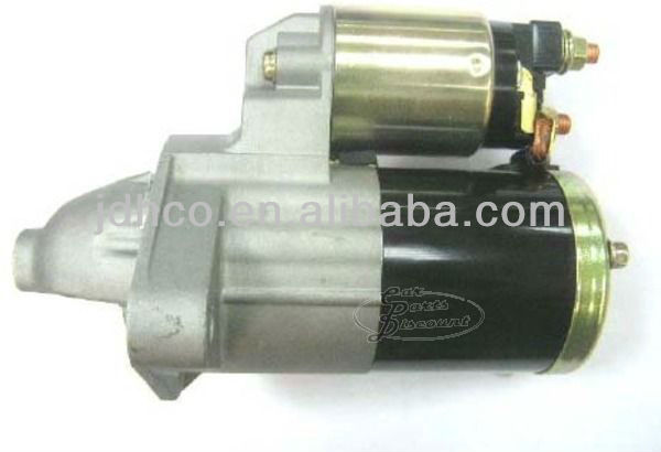 Used cars from japan 12v 1.4kw T0YOTA starter OEM NO 28100-76070