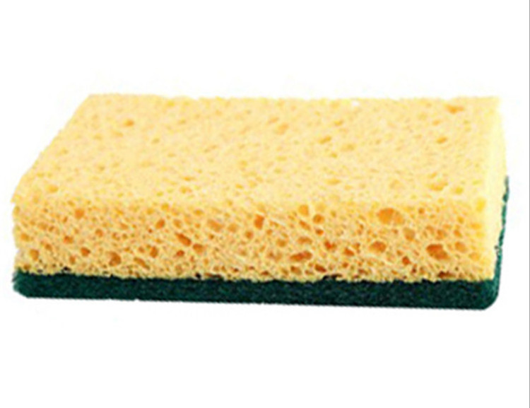 The Best and Cheapest green cleaning sponge