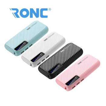 Rohs custom logo portable mobile charger power bank 10000mah, usb port output power bank 10000 mah for cell phone
