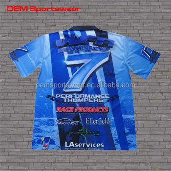 High quality custom design racing team shirts buy bike for High quality custom shirts