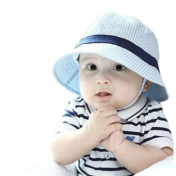 2018 Custom Baby And Toddler And Girl Sun Bucket Kids Sun Cap Baby ... 22b8cf39bef