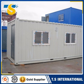 Modular prefabricated homes low cost galvanized prefab for Maison low cost container
