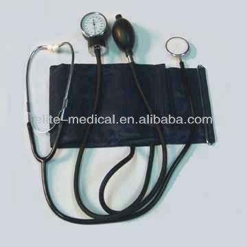 Aneroid Sphygmomanometer Palm Type with single or dual tube