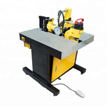 LH Trinity multifunction drilling cutting and bending busbar