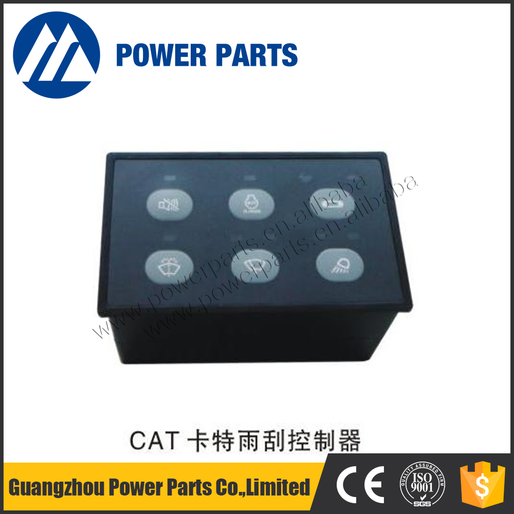 China Manufacture Price 320C 311C 312C Headlight Wiper Controller 163-6701 For Excavator