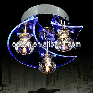 fancy imitation tiffany ceiling lamps for wedding