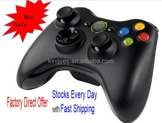 Cheap price Neutral black Wireless Bluetooth Controller Joysticks Game Controller Compatible for xbox 360